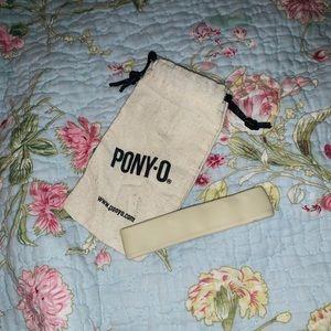Pony-O hair accessory
